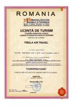 Licenta de Turism - Fibula